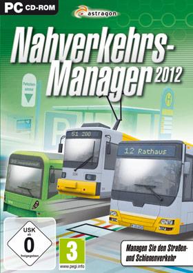 Nahverkehrs-Manager 2012