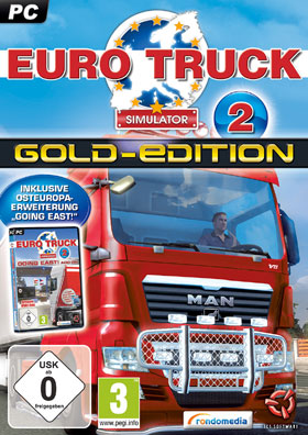 Euro Truck Simulator 2: Gold-Edition