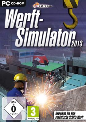 Werft-Simulator 2013