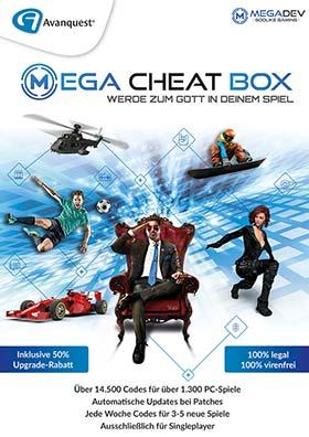 MegaCheatBox