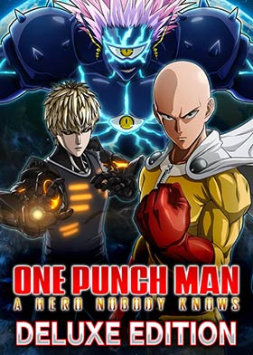 ONE PUNCH MAN A HERO NOBODY KNOWS - Deluxe Edition