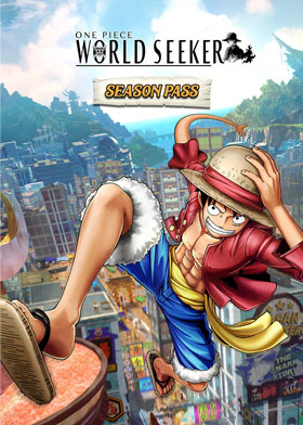 ONE PIECE World Seeker - Episode Pass