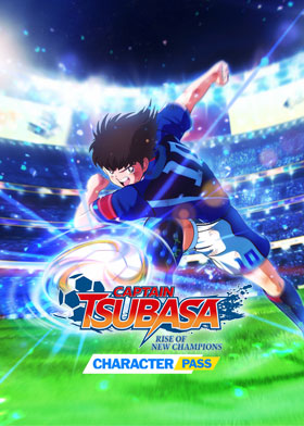 Captain Tsubasa Rise of New Champions Character Pass