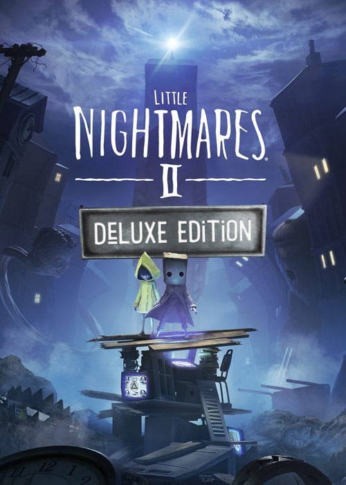 Little Nightmares II - Deluxe Edition