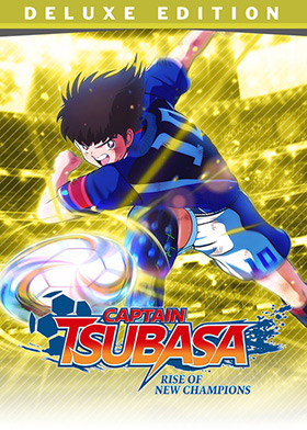 Captain Tsubasa Rise of New Champions - Deluxe Edition