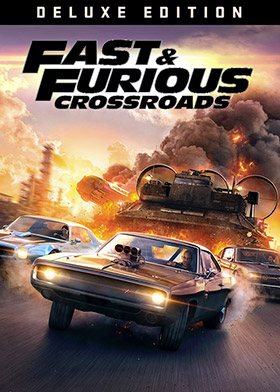 Fast & Furious Crossroads - Deluxe Edition