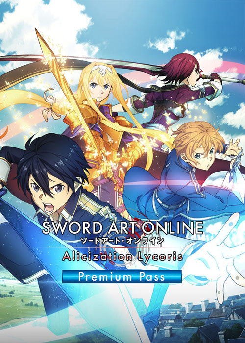 SWORD ART ONLINE Alicization Lycoris Premium Pass