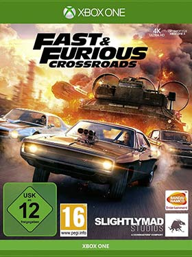 Fast & Furious Crossroads: Standard Edition - Xbox code