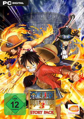 One Piece Pirate Warriors 3 - Story Pack