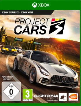 Project CARS 3 - Xbox code