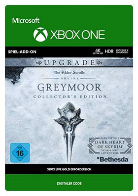 ESO: Greymoor Collectors Edition Upgrade