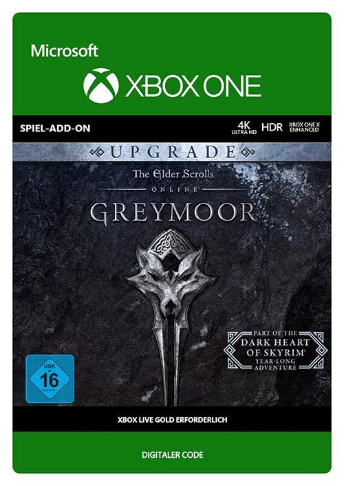 ESO: Greymoor Upgrade