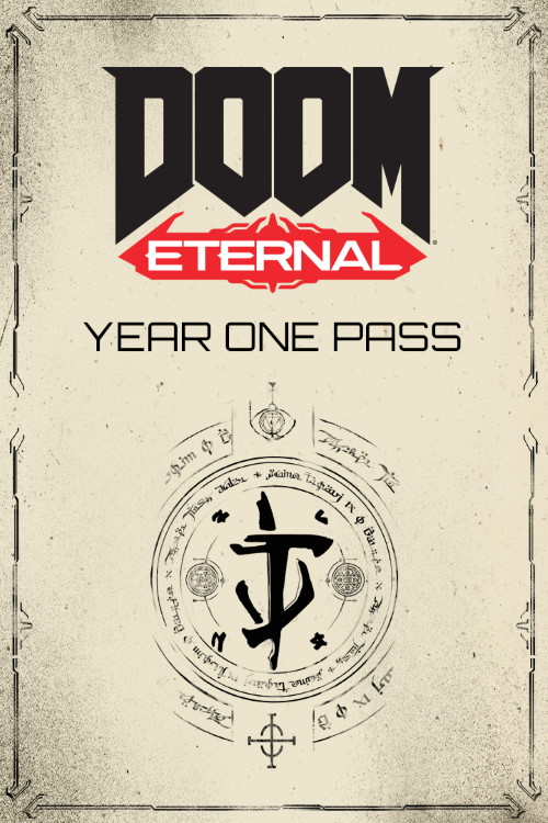 DOOM Eternal - Year One Pass