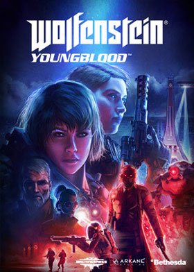Wolfenstein: Youngblood (Censored DE Version)