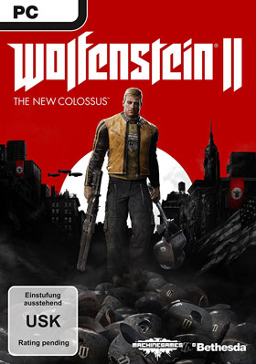 Wolfenstein II: The New Colossus Digital Deluxe Edition - German Edition