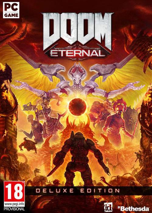 DOOM Eternal - Deluxe Edition