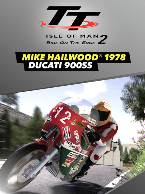 TT Isle of Man 2 Ducati 900 - Mike Hailwood 1978 (DLC)