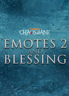 Warhammer Chaosbane - Emotes 2 and Blessing (DLC)