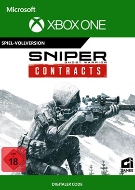 Sniper Ghost Warrior Contracts - Xbox One Code