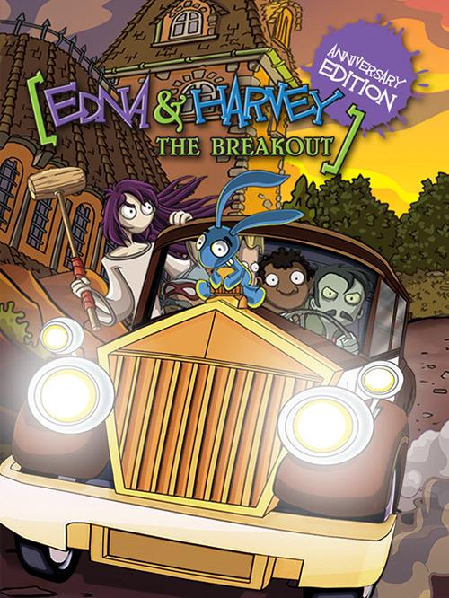 Edna & Harvey: The Breakout - Anniversary Edition