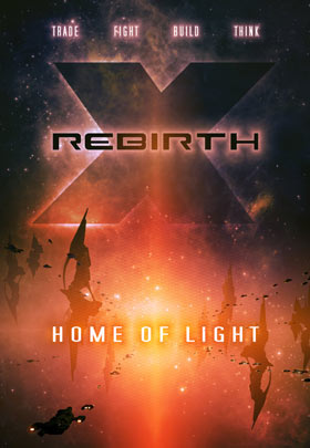 X Rebirth - Home of Light (DLC 2)