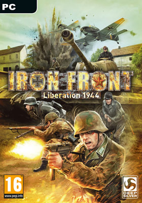 Iron Front: Liberation 1944 - Digital War Edition