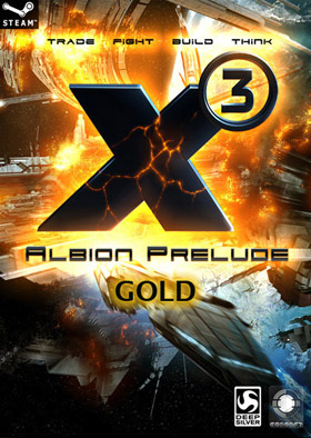 X3: Terran War Gold