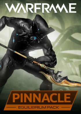 Warframe: Equilibrium Pinnacle Pack
