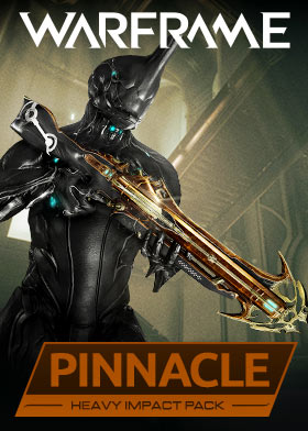 Warframe: Heavy Impact Pinnacle Pack