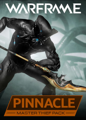 Warframe: Master Thief Pinnacle Pack