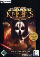 Star Wars : Knights of the Old Republic II - The Sith Lords