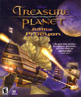 Disney's Treasure Planet : Battle at Procyon