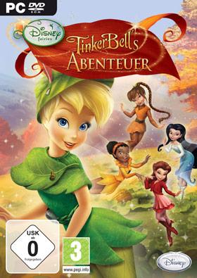 Disney Fairies : TinkerBell's Abenteuer