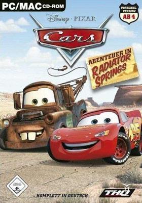 Disney•Pixar Cars: Abenteuer in Radiator Springs