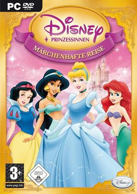 Disney Prinzessinnen: Märchenhafte Reise