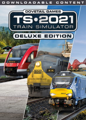 Train Simulator 2021 - Deluxe Edition