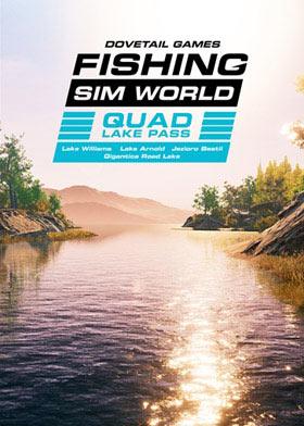 Fishing Sim World: Quad Lake Pass (DLC)
