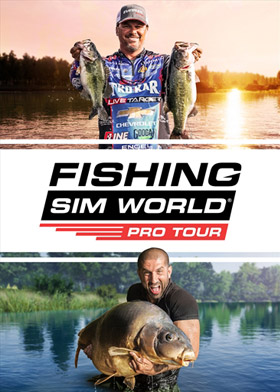 Fishing Sim World: Pro Tour