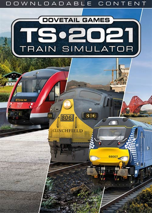 Train Simulator 2021