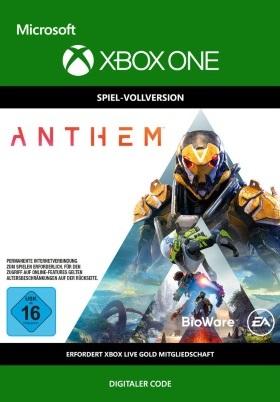 Anthem - Xbox One Code