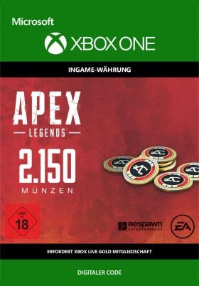 APEX Legends: 2150 Coins - Xbox