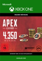 Apex Legends: 4350 Coins - Xbox One Code