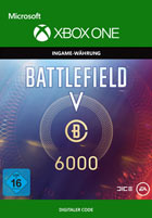 Battlefield V: Battlefield Currency 6000  - Xbox One Code