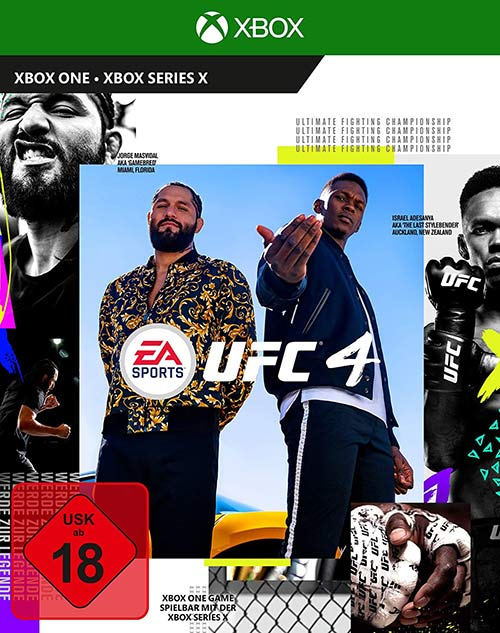EA SPORTS™ UFC® 4 Standard Edition