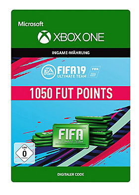 FIFA 19 Ultimate Team - 1050 Points - Xbox