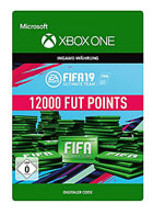 FIFA 19 Ultimate Team - 12000 Points - Xbox One Code