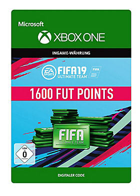 FIFA 19 Ultimate Team - 1600 Points - Xbox
