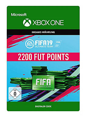 FIFA 19 Ultimate Team - 2200 Points - Xbox One Code