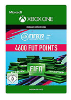 FIFA 19 Ultimate Team - 4600 Points - Xbox One Code