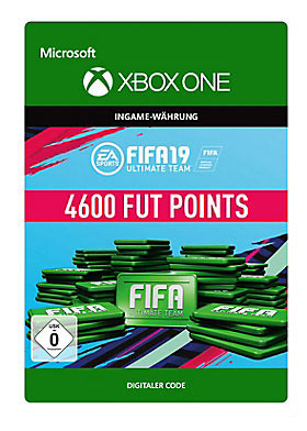FIFA 19 Ultimate Team - 4600 Points - Xbox